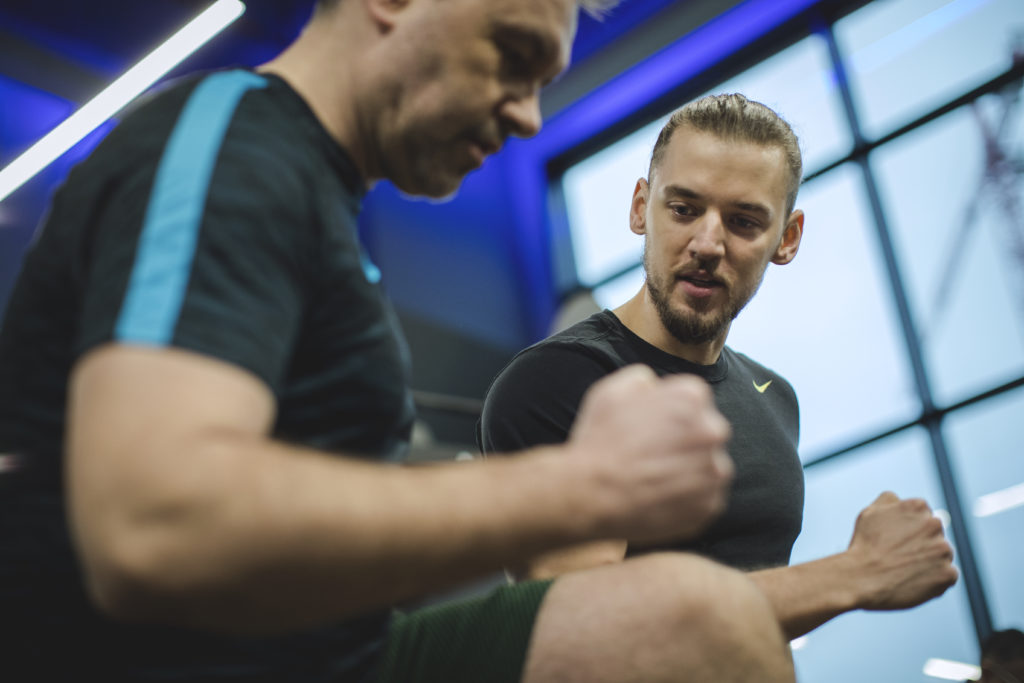 GOOD PERSONAL TRAINER – FINISH THE DECALOGUE