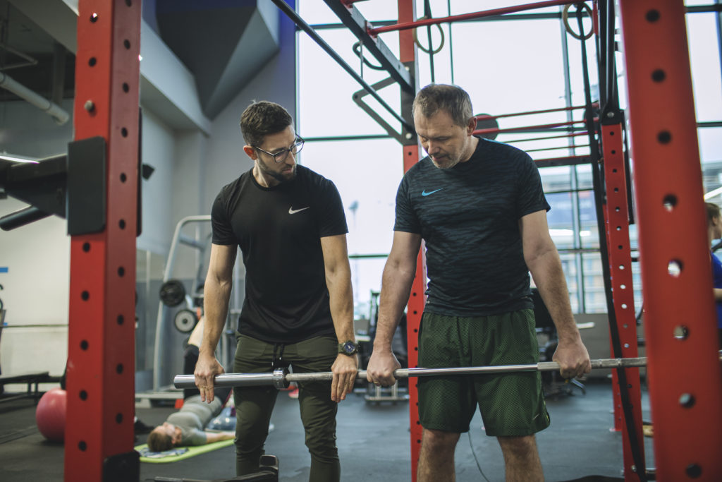 HOW TO PREPARE FOR PERSONAL TRAINING?