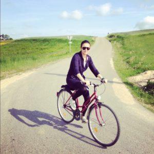 Przejażdżka na rowerze (NEAT)