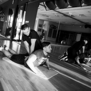Trening przy bólach kręgosłupa