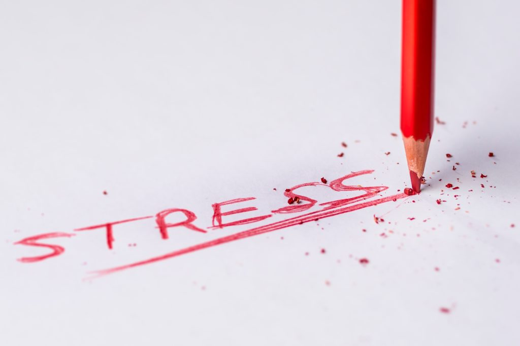 STRESS – WHAT IS IT AND HOW TO DEAL WITH IT?