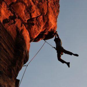 trening wspinaczkowy